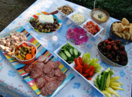 Summer Party Spread