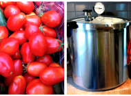 Canning Love Apples with a Pressure Canner
