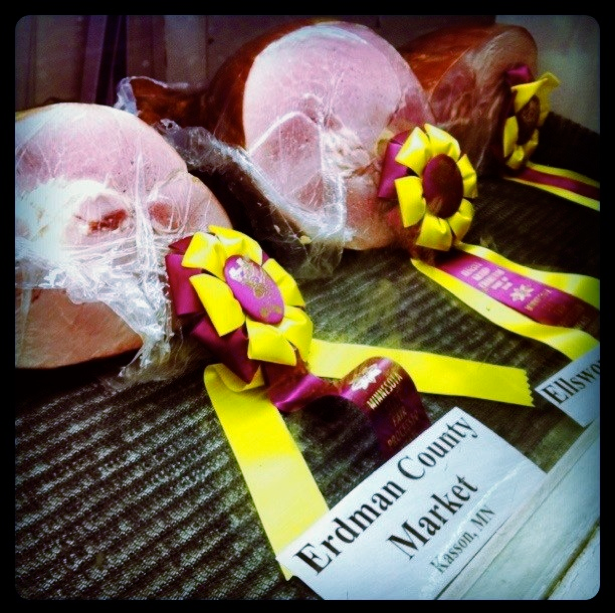 Winning Hams