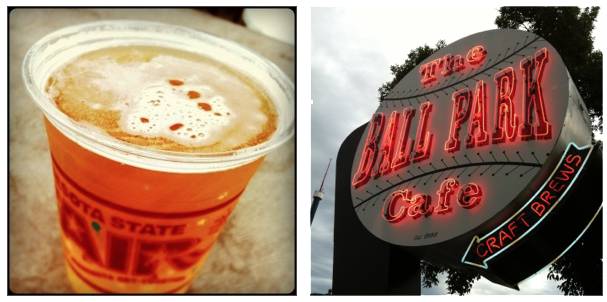 Surly Furious at The Ball Park Cafe