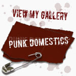 Tammy Kimbler's gallery on Punk Domestics