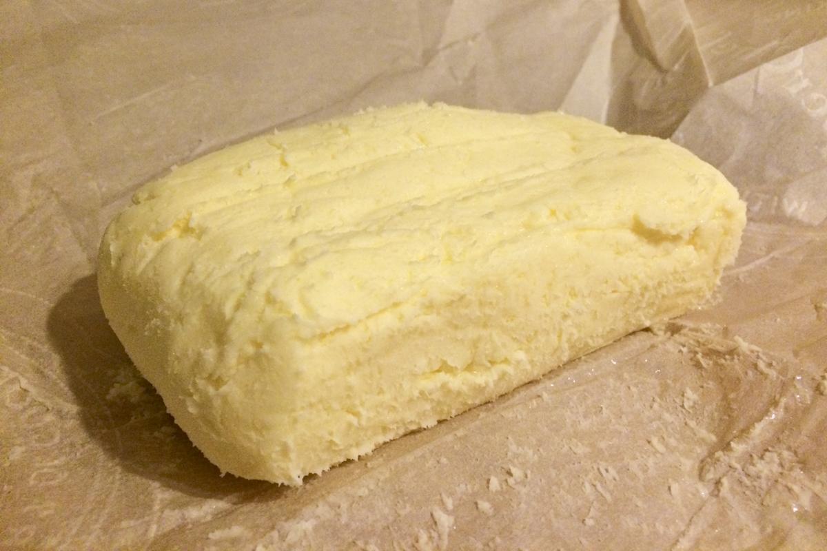 Cultured Butter Recipe | One tomato, two tomato